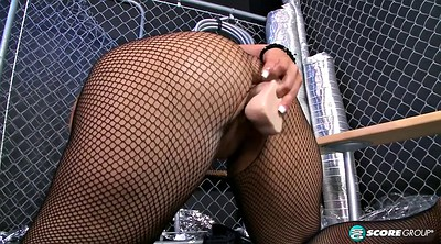 Insert, Pantyhose sex, Pantyhose ass, Insertion, Bodysuit, Solo orgasm
