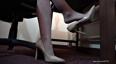 Pantyhose, Pantyhose foot, Pantyhose feet, Shoeplay