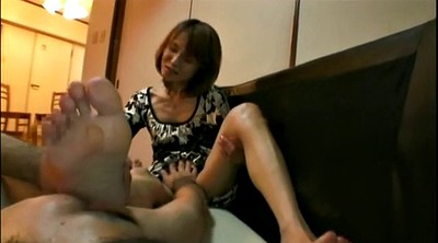 Asian foot, Asian mature, Mature asian