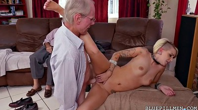 Granny, Face to face, Granny double penetration