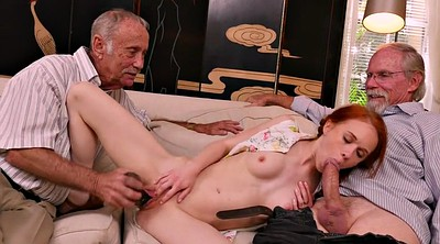 Old men, Mature orgy, Granny orgy