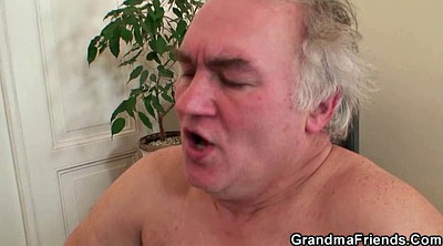 Young pussy, Old pussy, Granny pussy