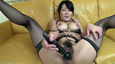Injection, Injecting, Japanese hairy, Four, Asian cumshot