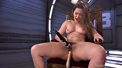 Hairy machine sex, Dani daniels