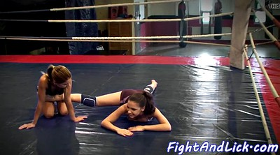 Wrestling, Lesbian fight, Fighting, Cat