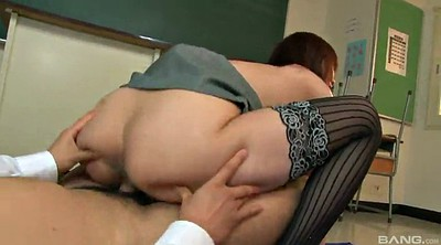 Pantyhose, Pantyhose fuck, Vibrator, Students, Sex teacher, Asian pantyhose