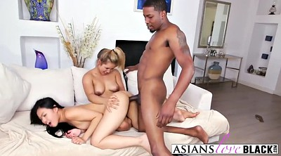 Massage, Asian massage, Black asian