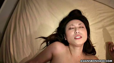 Japanese anal, Hairy, Pain, Asian bondage, Japanese slave, Pain anal