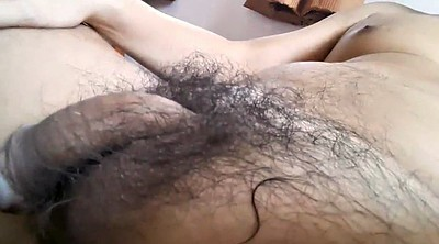 Prostate, Asian feet