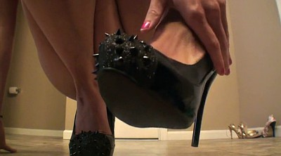 Shoes, Femdom foot