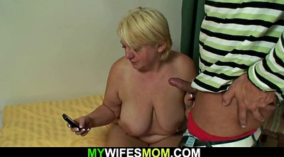 Mother, Granny busty, Busty granny, Mother's, Busty mature
