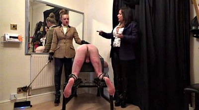 Caning, Mistress t, British, Caned, Femdom caning