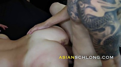 Asian interracial, Japanese girl, Japanese interracial, Asian gangbang, Gangbang asian, Gangbang japanese