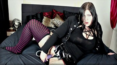 Gothic, German fett, Bbw masturbating, Bbw german, Bbw dildo