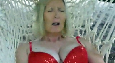 Smoking, Hairy mature, Swing, Hairy granny, Granny clit