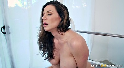 Kendra lust, Big tit, The gym