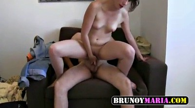 Family, Family threesome, Milf amateur