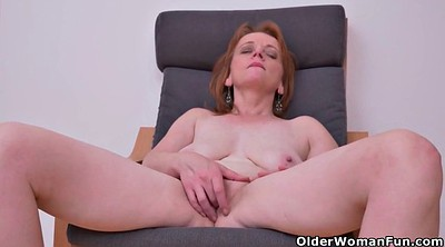 Ebony mature, Matures