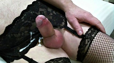 Suspended, Sexy stocking