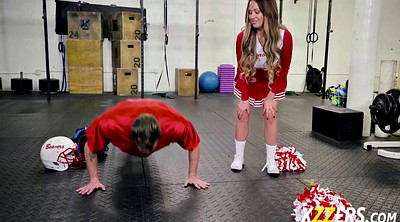 Cheerleader, Test, Temptation, Cheerleader anal