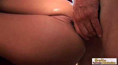 Clit, Riding, Housewife, Big clit