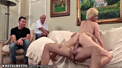 Granny anal, Husband, Mature granny anal, Anal granny, Husband watching