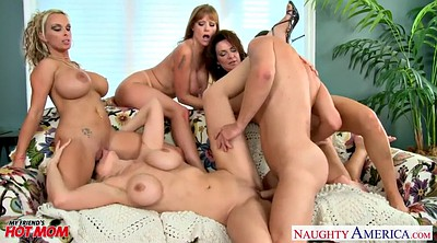Julia ann, Julia, Julia ann mom, Holly halston, Mom blowjob