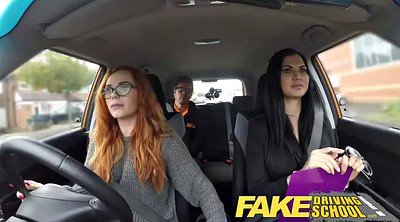 Fake driving, Driving school, Fake