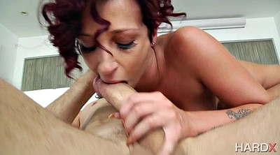 Red, Hair anal