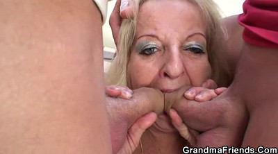 Grandma, Old mature, Dick riding, Old grandma