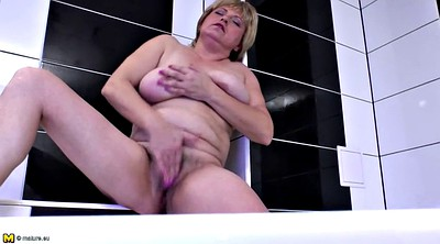 Saggy, Mother, Saggy tits, Bbw granny, Mature amateur, Bbw mother