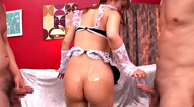 Asian maid, Asian double, Maid asian, Hot asian