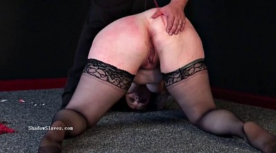 Bdsm, Whipping, Hard spank, Emma