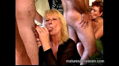 Group granny, Swingers, Granny swinger, Swinger party