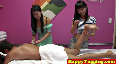 Tugging, Tug, Massage asian