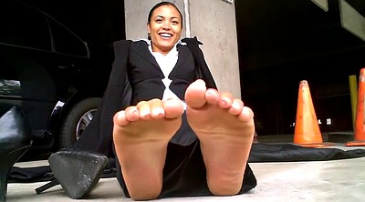 Ebony feet, Black feet