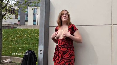 Chubby solo, Dress, Public flashing