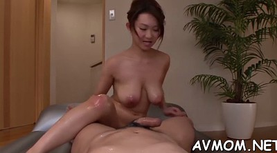 Japanese mature, Japanese sucking