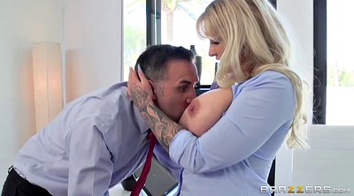 Boss, Bitch, Milf asshole, Anal blonde