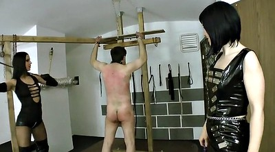 Femdom, Slave, Whipping
