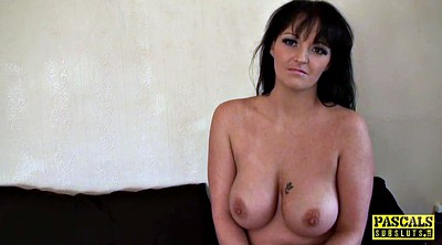 Mature, Secret, British busty, British
