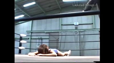 Wrestling, Japanese amateur