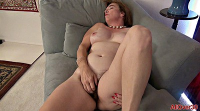 Granny solo, Hairy mature, Hairy solo