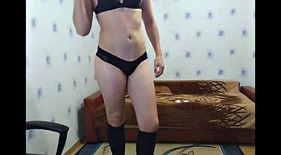 Crossdress, Perfect body, Jack