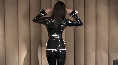Lara, Latex bdsm, Suit, Lara latex