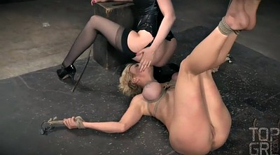 Milf, Latex, Femdom, Latex bdsm, Submissive, Tortured