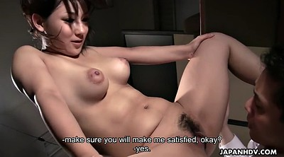 Japanese office, Blackmail, Japanese femdom, Japanese bdsm, Japanese licking, Japanese big