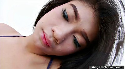 Asian big, Ladyboy
