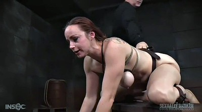 Tied tits, Roped