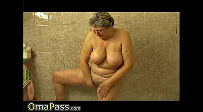Mature solo, Hairy mature masturbation, Hairy granny, Solo shower, Shower solo, Hairy solo